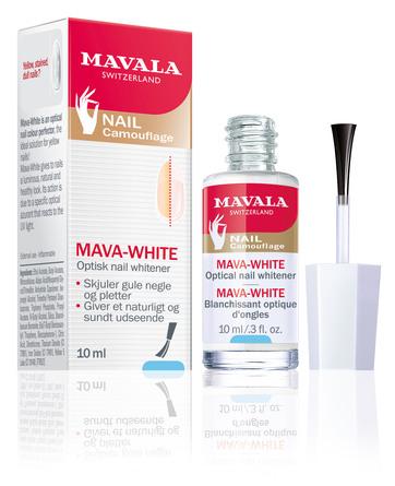 Mavala Mava White Optisk Nail Whitener