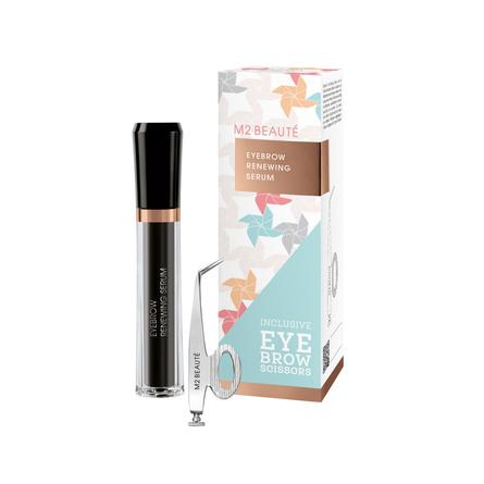 M2 Beauté Eyebrow Renewing Serum & Tool 5 ml + tool