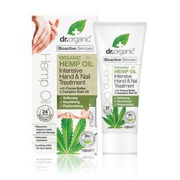 Dr. Organic Dr Organic Hemp Oil Intensive Hand & Nail Treatment