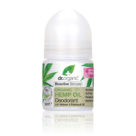 Dr. Organic Dr Organic Hemp Oil Deodorant