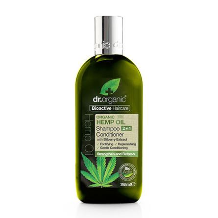 Dr. Organic Hemp Oil Shampoo & Conditioner 265 ml
