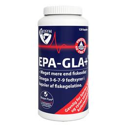 EPA-GLA+ omega 3-6-7-9 120 kap