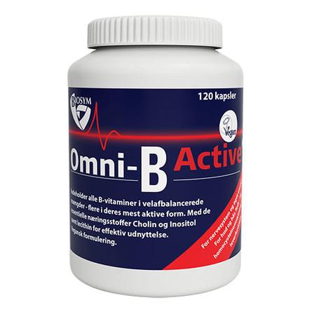 Biosym Omni-B Active 120 tabl.