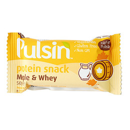 Proteinbar Maple & Whey Pulsin 50 g