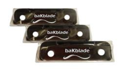 Bakblade baKblade barberblade 1.0 3-pak