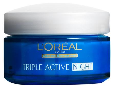 L'Oréal Paris Triple Active Natcreme 50 ml