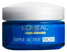 L'Oreal Triple Active natcreme 50 ml
