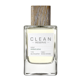 Clean Reserve Smoked Vetiver Eau de Parfum 100 ml
