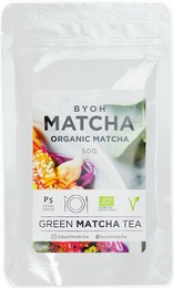 Byoh Organic Matcha P5 - Food Grade 50g