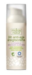 Matas Natur Aloe & E-vit Anti-Age Ansigtsc. 50 ml