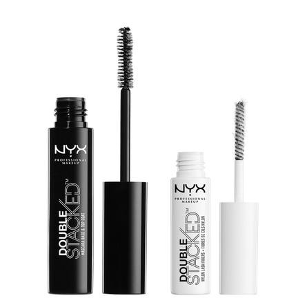 NYX PROF. MAKEUP Double Stacked Fiber Mascara