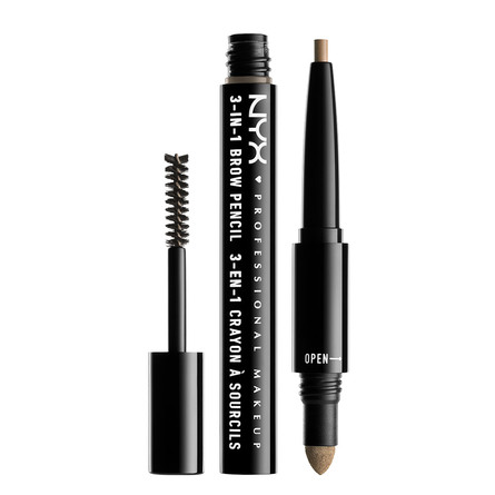 NYX PROFESSIONAL MAKEUP 3 In 1 Brow Blonde