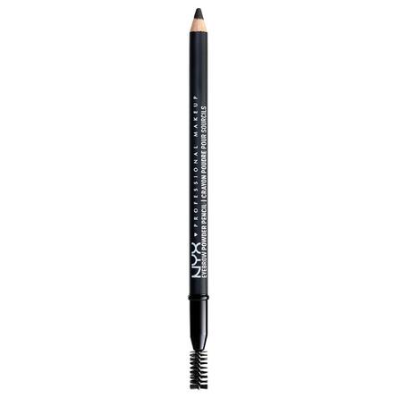 NYX PROFESSIONAL MAKEUP Eyebrow Powder Pencil Black