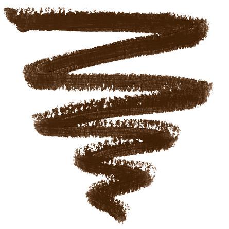 NYX PROFESSIONAL MAKEUP Slim Eye Pencil Dark Brown