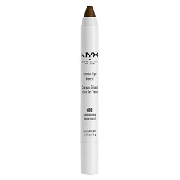 NYX PROFESSIONAL MAKEUP NYX PROF. MAKEUP Jumbo Eye Pencil - Dark Brown dark brown