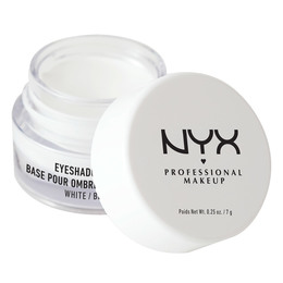 NYX PROFESSIONAL MAKEUP NYX PROF. MAKEUP Eye Shadow Base - White white