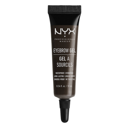 NYX PROFESSIONAL MAKEUP Eyebrow Gel Black