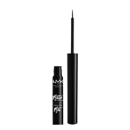 NYX PROF. MAKEUP Matteliquid Liner - Black