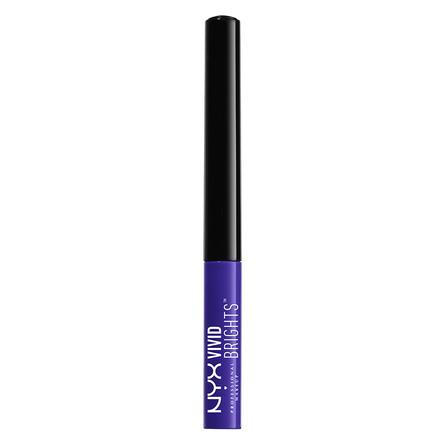 NYX PROFESSIONAL MAKEUP Vivid Brights Liner Violet