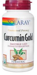 Solaray Curcumin Gold   30 kaps.