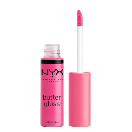 NYX PROF. MAKEUP Butter Gloss- Strawberry Parfait