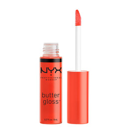 NYX PROF. MAKEUP Butter Gloss - Peach Cobbler