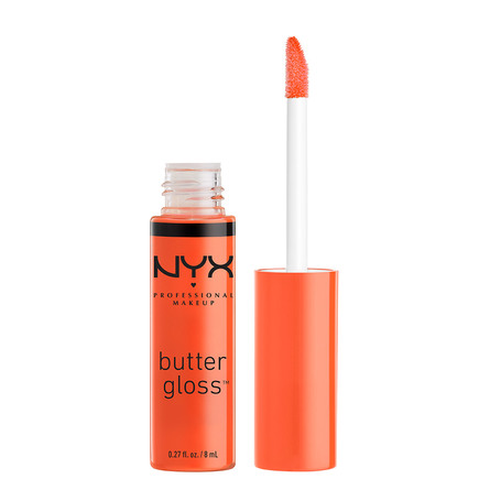 NYX PROFESSIONAL MAKEUP NYX PROF. MAKEUP Butter Gloss- Cherry Cheese Cake cherry cheese cake
