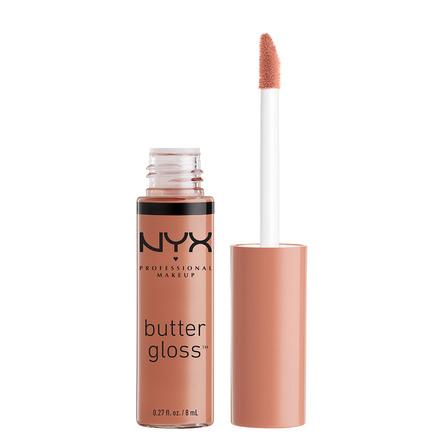 NYX PROF. MAKEUP Butter Gloss - Madeleine