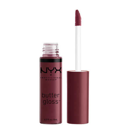 NYX PROF. MAKEUP Butter Gloss- Devil'S Food Cake