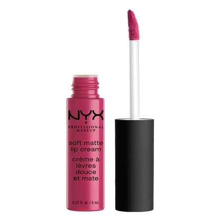 NYX PROF. MAKEUP Soft Matte Lip Cream - Prague