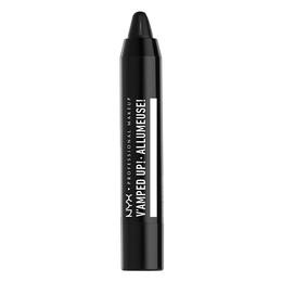 NYX PROFESSIONAL MAKEUP NYX PROF. MAKEUP V'Amped Up! Lip Top Coat- Black