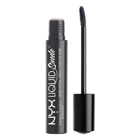 NYX PROFESSIONAL MAKEUP Liquid Suede Cream Lipstick Stone Fox