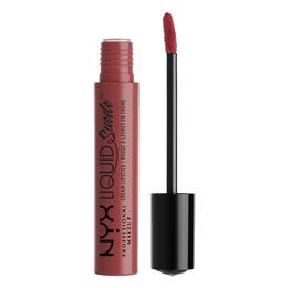 NYX PROF. MAKEUP Liq Suede Cream Lipst.- Soft-Spok