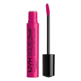 NYX PROF. MAKEUP Liq Suede Cream Lipst.- Pink Lust