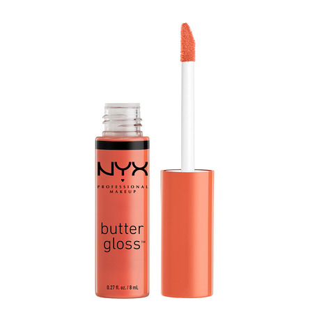 NYX PROFESSIONAL MAKEUP NYX PROF. MAKEUP Butter Lip Gloss - Peach Crisp peach crisp