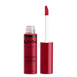 NYX PROF. MAKEUP Butter Lip Gloss- Cranberry Bisco