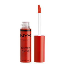 NYX PROF. MAKEUP Butter Lip Gloss- Strawberry Jam