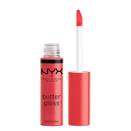 NYX PROF. MAKEUP Butter Lip Gloss- Pink Buttercrea