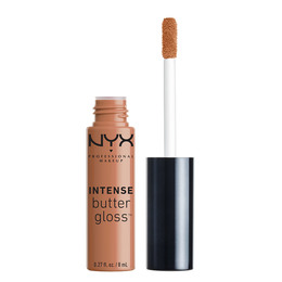 NYX PROF. MAKEUP Intense Butter Gloss- Peanut Brit