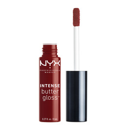 NYX PROF. MAKEUP Intense Butter Gloss- Chocolate A