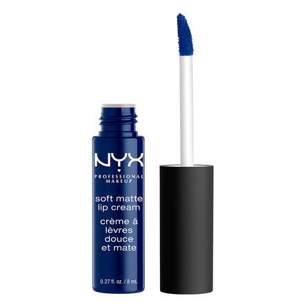 NYX PROF. MAKEUP Soft Matte Lip Cream - Moscow