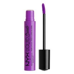 NYX PROFESSIONAL MAKEUP NYX PROF. MAKEUP Liq Suede Cream Lipst.- Run The W