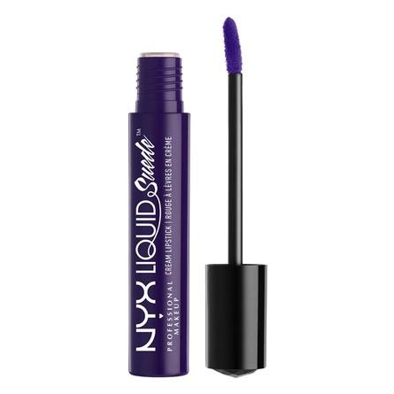 NYX PROFESSIONAL MAKEUP NYX PROF. MAKEUP Liq Suede Cream Lipst. Foul Mouth