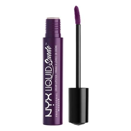 NYX PROFESSIONAL MAKEUP Liquid Suede Cream Lipstick Subversive Socialite