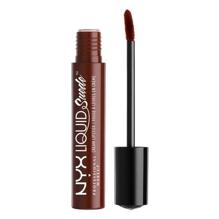 NYX PROFESSIONAL MAKEUP Liquid Suede Cream Lipstick Club Hopper