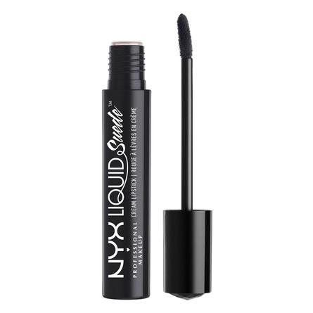 NYX PROFESSIONAL MAKEUP Liquid Suede Cream Lipstick Alien