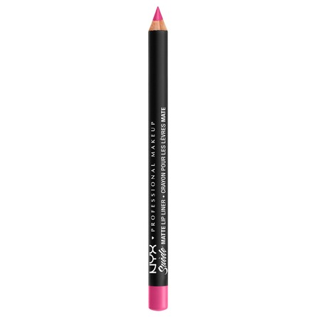NYX PROFESSIONAL MAKEUP Suede Matte Lip Liner Pink Lust