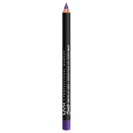 NYX PROFESSIONAL MAKEUP Suede Matte Lip Liner Amethyst
