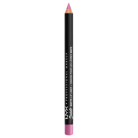 NYX PROFESSIONAL MAKEUP Suede Matte Lip Liner Respect The Pink
