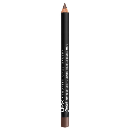 NYX PROFESSIONAL MAKEUP Suede Matte Lip Liner Brooklyn Thorn